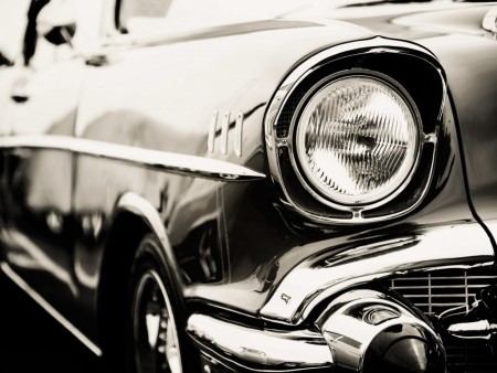 Poster Classic Car